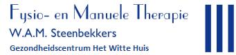 Fysio-en Manuele Therapie W.A.M.Steenbekkers